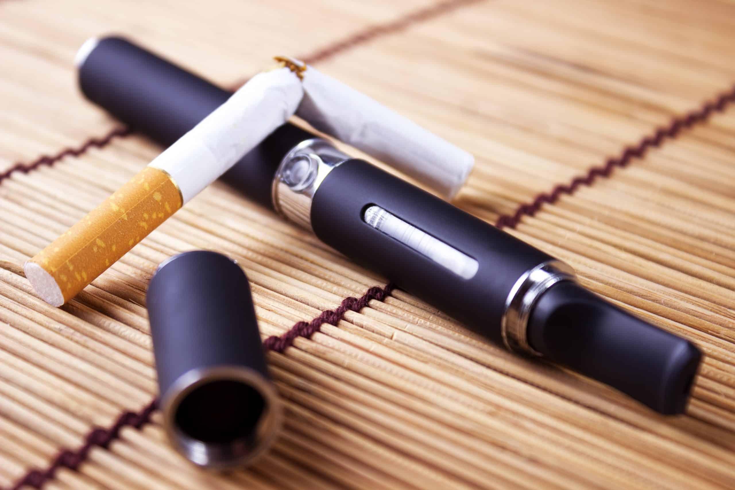 Tester sa cigarette électronique