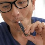 La cigarette électronique tabac chauffé IQOS