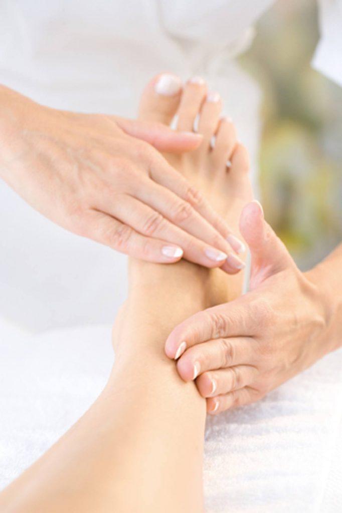 Massage serre chevalier