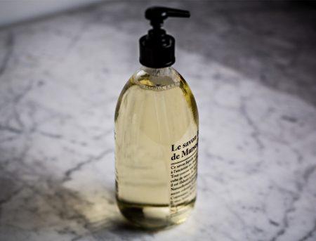savon de marseille liquide